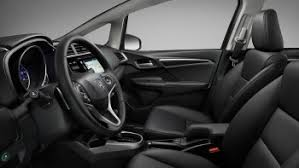 The 2016 Honda Fit Interior is Ac modating and Equipped