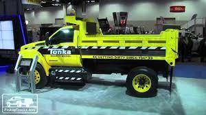 100 Tonka Truck Videos Mighty Ford F750 Dump Fsportlt