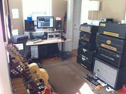 The Working Guitarist Home Studio