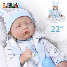 11 Reborn Newborn Sleeping Baby Doll Girl Realistic Looking Soft