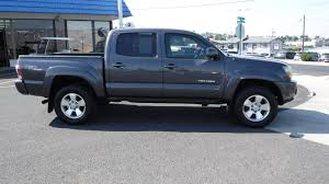 100 Manual Transmission Truck 2010 Toyota Tacoma Crew Cab SR5 TRD Sport 44 Rare 6Speed