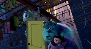 The Pixar Perspective on The Pixar Moment in Monsters Inc