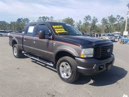 100 Ford Harley Davidson Truck Used 2004 Super Duty F250 4X4 For Sale