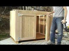 how to build a portable generator enclosure susan wangui