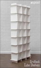 Bookshelf Cubicle Storage Bins Furniture Modern Bookshelf