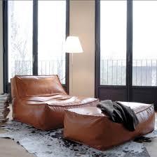 MODERN LOUNGE CHAIR Re Inventing The Bean Bag Chair Design