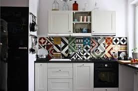 Modern Tile Backsplash Ideas For Kitchen Top 15 Patchwork Tile Backsplash Designs For Kitchen