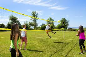 Amazon.com : Baden Champions Series Volleyball Set : Volleyball ... Grass Court Cstruction Outdoor Voeyball Systems Image On Remarkable Backyard Serious Net System Youtube How To Construct A Indoor Beach Blog Leagues Tournaments Vs Sand Sports Imports In Central Park Baden Champions Set Gold Medal Pro Power Amazing Unique Series And Badminton Dicks