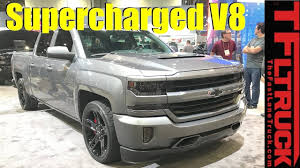 Supercharged V8 Chevy Silverado 1500 Concept: Should They Build It ...