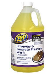 Zep Heavy Duty Floor Stripper by Driveway U0026 Concrete Pressure Wash Concentrate Details