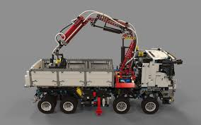 100 Lego Truck 3D Truck CGTrader