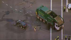 100 Loves Truck Stop Chandler Az One Dead After Crash Involving Garbage Truck In Phoenix