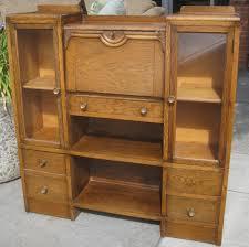 Chautauqua Desk Larkin Soap by 3 Layers Bookcase Wood Storage Cabinets Display Shelves Storage