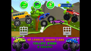 100 Monster Trucks Games Game For Kids 2 Driving For Truck HD Videos