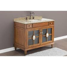 42 inch bathroom vanity with exciting country crest 42 inch white