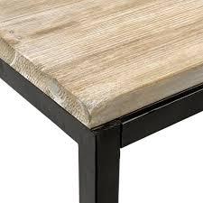 Metal Industrial Coffee Table