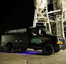 100 Scorpion Truck Blacklight Pest Control Chandler Gilbert Mesa