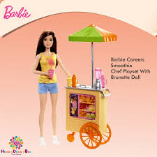 Barbie Doll Cartoon Romance