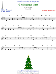 O Christmas Tree Clarinet Sheet Music Arranged To Play Along With Other Wind Brass