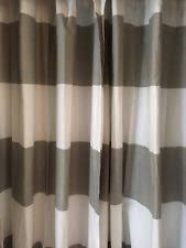 Allen Roth Curtains Alison Stripe by Modern Striped 40