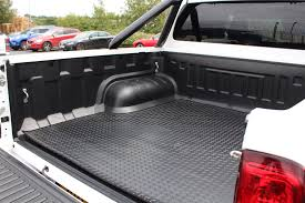 100 Rubber Mat For Truck Bed TOYOTA HILUX MK8 2016 ON DOUBLE CAB LOAD BED RUBBER MAT IN BLACK
