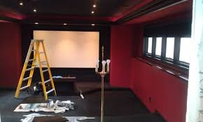 Movie Room Paint Color