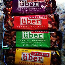 Larabar Uber Bars Flavor Varieties