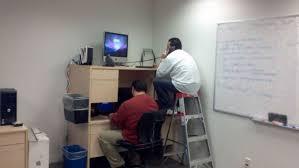 bureau superposé manque de place