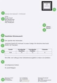 Geschäftsbrief Vorlage Zeilenabstände Muster und Vorlage