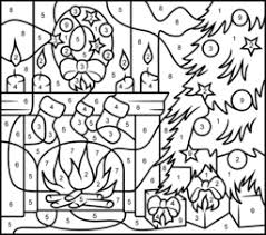 Christmas Coloring Online