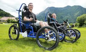 fauteuil tout terrain electrique seynod un fauteuil tout terrain de mont blanc mobility en partie