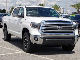 New 2019 Toyota Tundra Limited CrewMax In Orlando #9830002 | Toyota ...