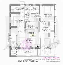 Amazing Elegant Front Elevation Designs And Plans Home Design Free Floor Plan With