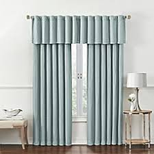 Sidelight Window Treatments Bed Bath And Beyond by Window Curtains U0026 Drapes Room Darkening Noise Reducing
