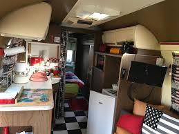 100 Inside An Airstream Trailer AirStream Escapades Lointaines
