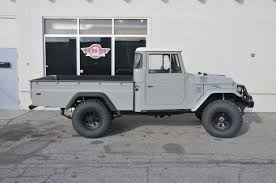 1966 FJ45 For Sale - 1,600 Miles On V8 - Redline Land Cruisers
