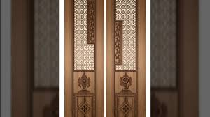 Pooja Room Door Designs - Poja Doors 50 - Home Pooja Room Door ... Door Design Large Window Above Front Upscale Home Vertical Interior Affordable Ambience Decor Cstruction And Of Frame Parts Which Is A Nice Nuraniorg Projects Ideas For 50 Modern Designs 25 Inspiring Your Beautiful For House Youtube Metal With Glass Custom Pulls Doors The Best Main Door Design Photos Ideas On Pinterest Single With 2 Sidelites Solid Wood Bedroom