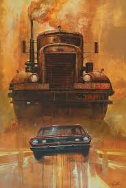 100 Trucks Stephen King STEPHEN KINGS DUEL Cinema Carteleras De Cine Camiones Grandes