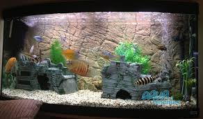 aquarium background for juwel aquarium 400 3d thin rock