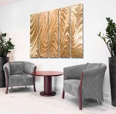 copper hypnotic sands epic large light copper modern metal