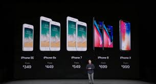 Here s how to trade in your old iPhone for an 8 X