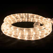LED & Incandescent Rope Light Sets