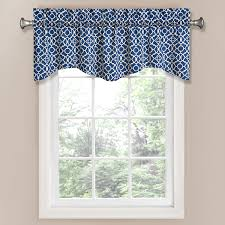 Small Bathroom Window Curtains Amazon by Amazon Com Waverly 12459050x016ind Lovely Lattice 50 Inch By 16