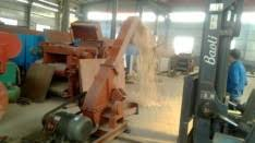 video of large capacity wood shaving machine for sale on made in
