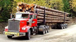 100 Log Trucks Dave Moultons Blog Dave Moultons Bike Blog The Ging Truck
