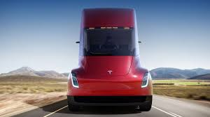 100 Aerodynamic Semi Truck This Is The Tesla Truck The Verge
