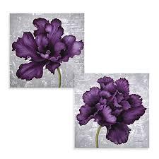 Plum Flower Wall Art