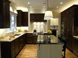 U Shaped Kitchen Plan Designs Gallery Custom Decor Design L