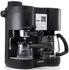 The 5 Best Espresso Coffee Maker Combos To Buy In 2017