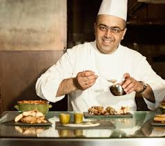 sous chef cuisine chef george rahme
